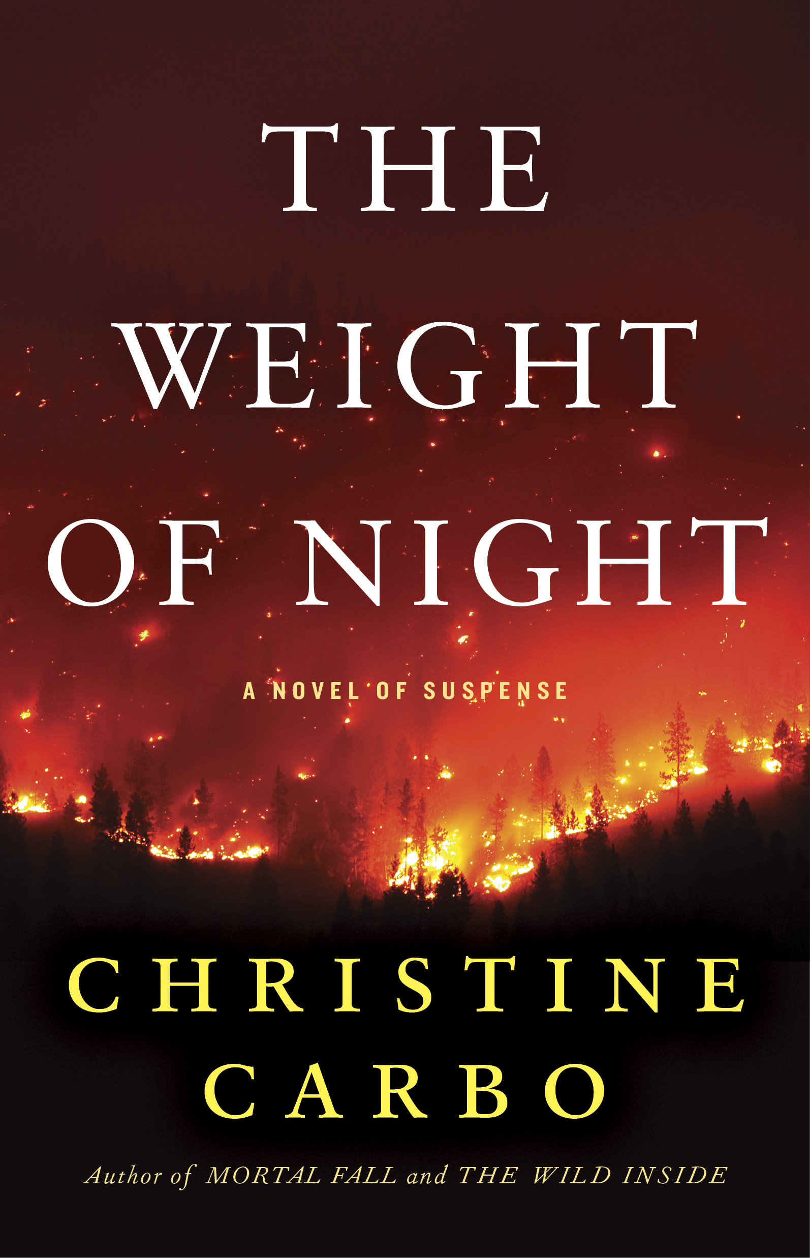 The Weight of Night_Cover